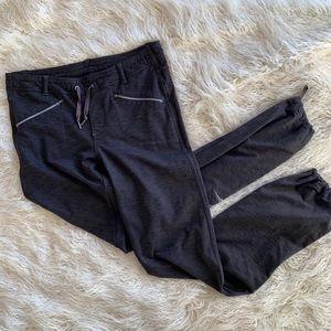 Kühl Lounge Sweat Legging Grey Pants Size Reg. 8